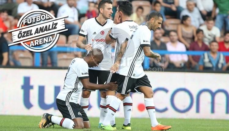 Karabükspor - Beşiktaş maçına Ryan Babel damgası