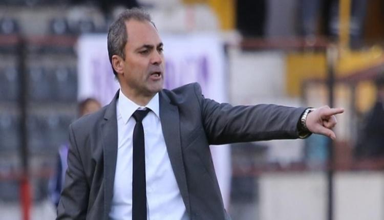 Karabükspor'da Erkan Sözeri istifa etti
