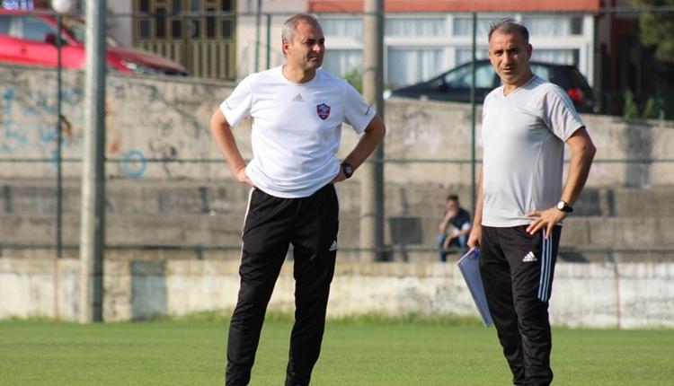 Karabükspor'da Erkan Sözeri'den Beşiktaş iddialarına yanıt