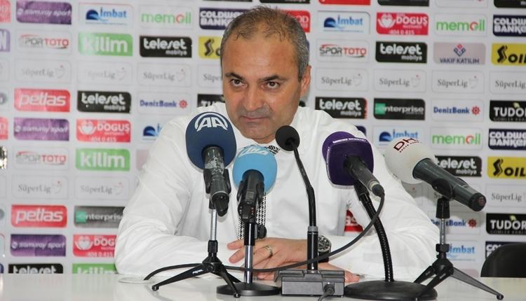 Karabükspor'da Erkan Sözeri'den Beşiktaş kıyası