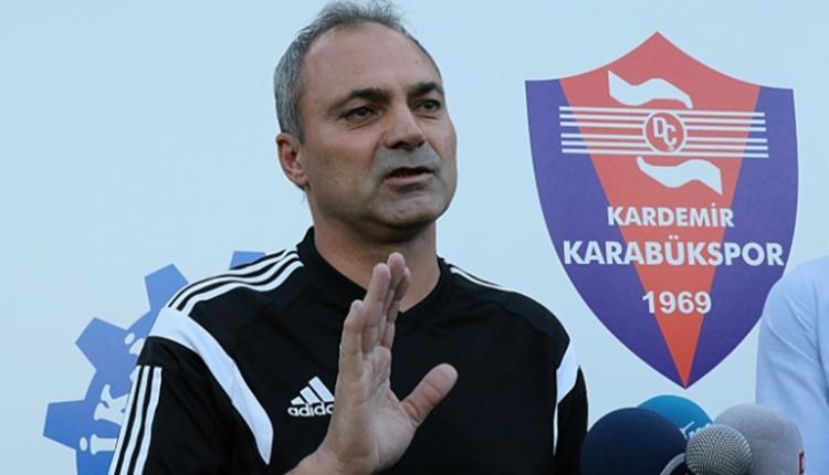 Karabükspor'da Erkan Sözeri'den Beşiktaş'a gözdağı