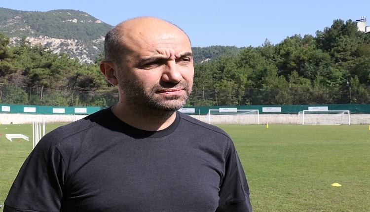 Karabükspor'da Tolga Gül: ''Beşiktaş maçını kazanmak istiyoruz''