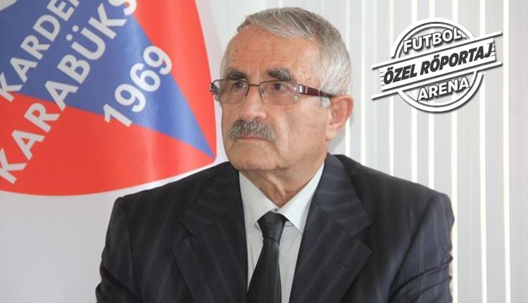 Karabükspor'un yeni teknik direktörü kim olacak? Ferudun Tankut açıkladı