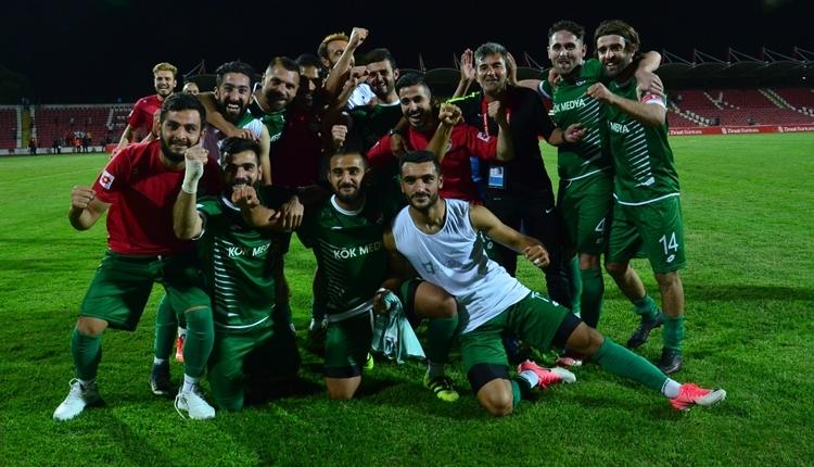 Kars 36 Spor, Türkiye Kupası'nda Balıkesirspor'u eledi (İZLE)