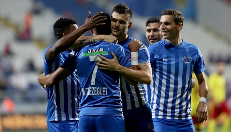Kasımpaşa 3-2 Yeni Malatyaspor maç özeti ve golleri (İZLE)