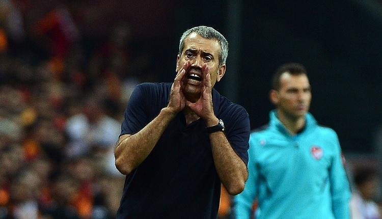 Kasımpaşa'da Kemal Özdeş, Galatasaray'a neden kaybettiklerini açıkladı