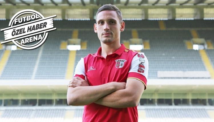 Kayserispor Braga'dan Nikola Stoilijkovic'i transfer ediyor