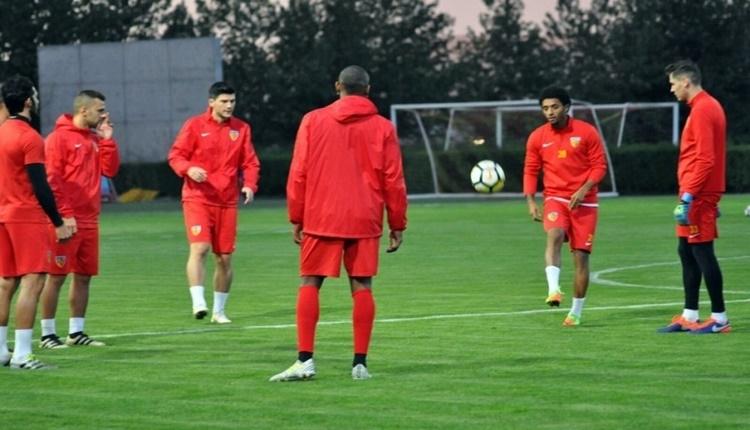 Kayserispor'da tek hedef galibiyet