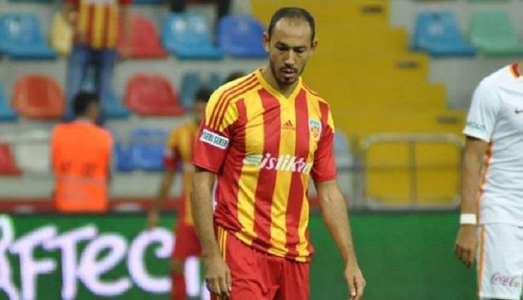 Kayserispor'da Umut Bulut'un Bursa maçında yaşadığı inanılmaz şanssızlık! Top gitti ve...