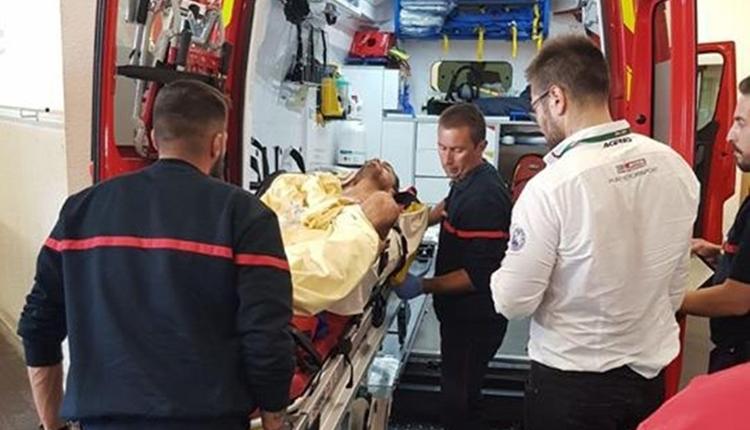 Kenan Sofuoğlu hastaneye kaldırıldı