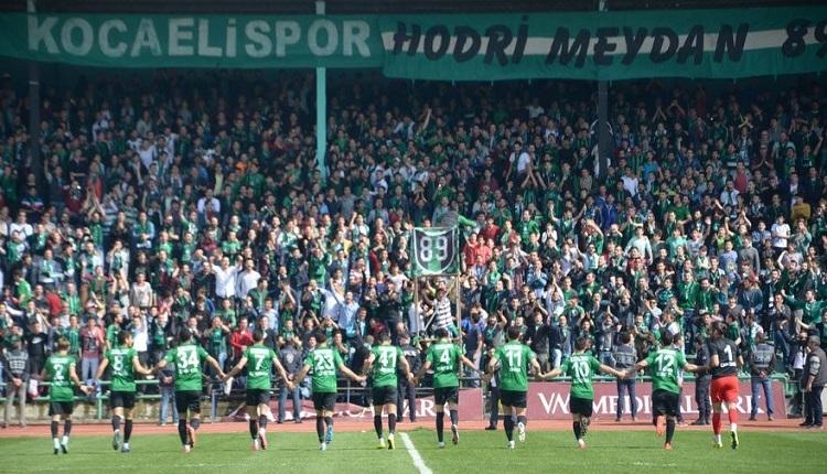 Kocaelispor - Utaş Uşakspor maçı skor, canlı yayın izle