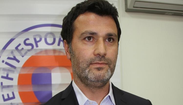 Kocaelispor'un yeni teknik direktörü Fatih Kavlak oldu