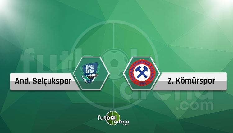 Konya Anadolu Selçukspor - Zonguldakspor canlı skor, maç sonucu - Maç hangi kanalda?
