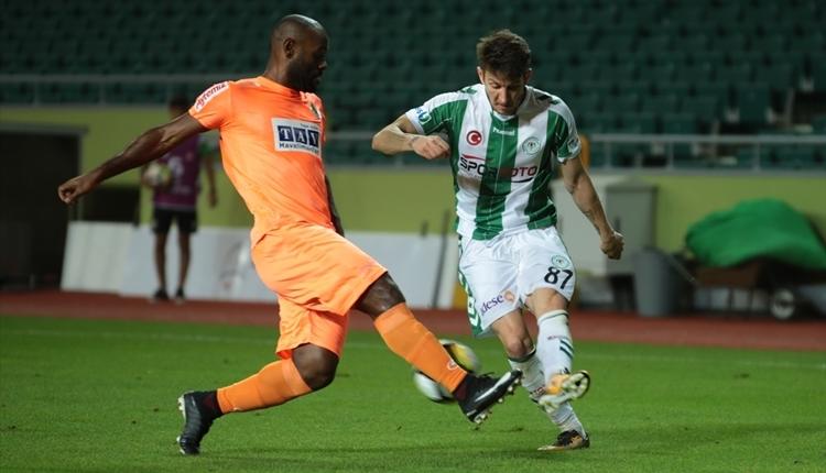 Konyaspor 0-2 Alanyaspor maçı özeti ve golleri (İZLE)