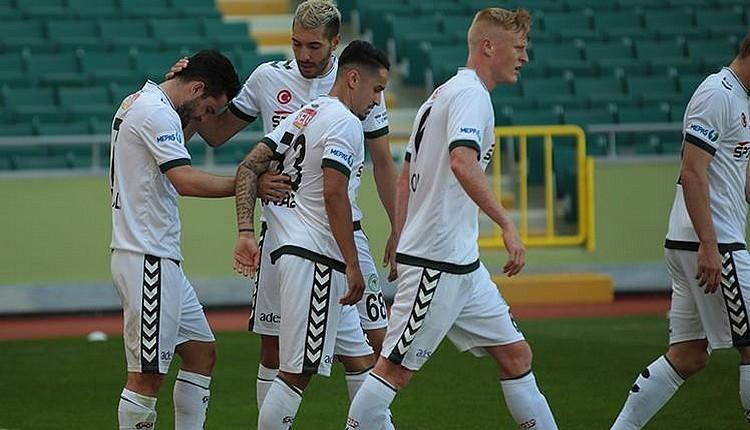 Konyaspor 2-0 Akhisar maç özeti ve golleri izle