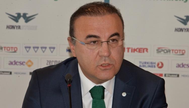 Konyaspor yöneticisi Ahmet Baydar'dan Marsilya'ya gözdağı