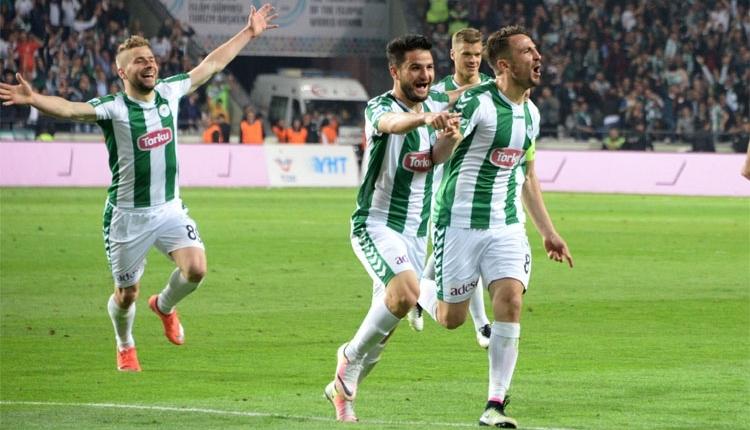 Konyaspor'da Ali Çamdalı için şok karar