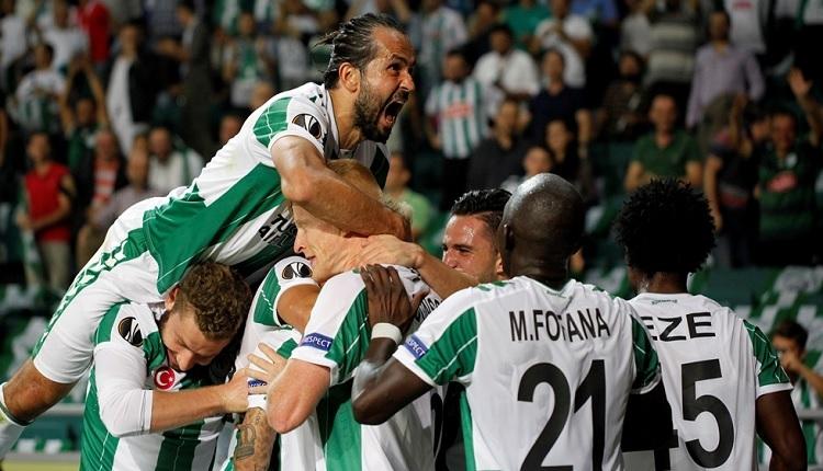 Konyaspor'da Milosevic, Guimaraes maçıyla kapıyı açtı (İZLE)