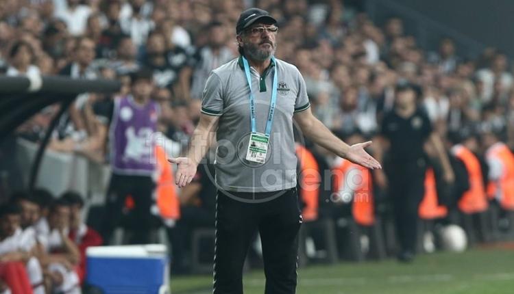Konyaspor'da Mustafa Reşit Akçay'dan istifa cevabı