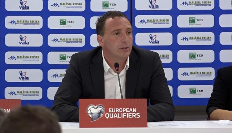 Kosova Teknik Direktörü Bunjaku istifa etti