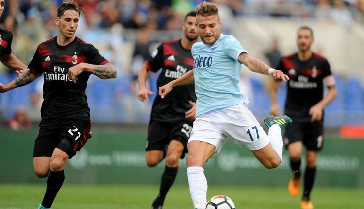 Lazio - Milan maçı özeti ve golleri izle
