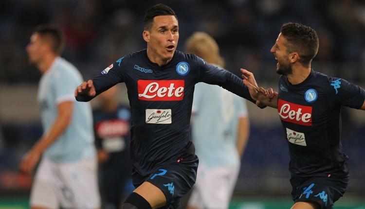 Lazio - Napoli maçı özeti ve golleri (İZLE)