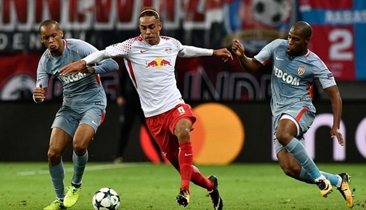 Leipzig 1-1 Monaco maç özeti ve golleri (İZLE)