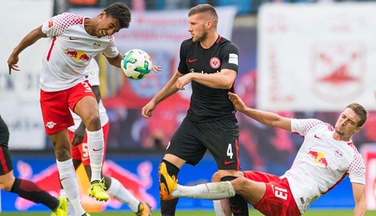 Leipzig 2-1 Frankfurt maç özeti ve golleri