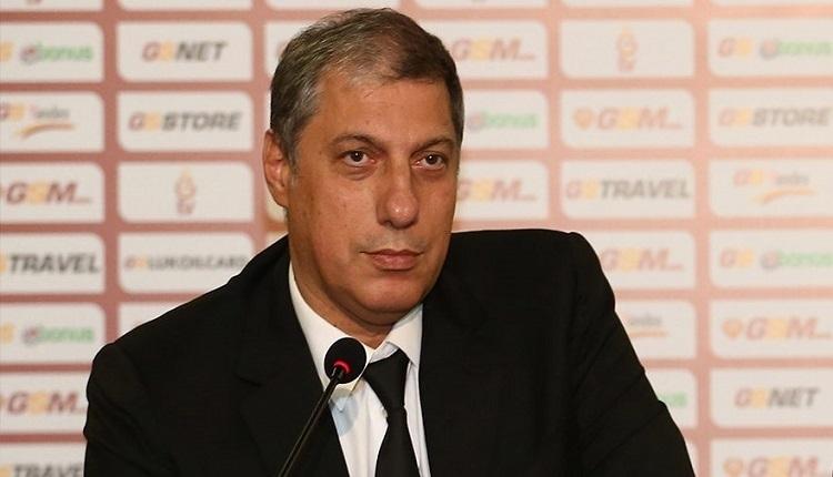 Levent Nazifoğlu, Galatasaraylı Sporcular Derneği başkanlığına seçildi