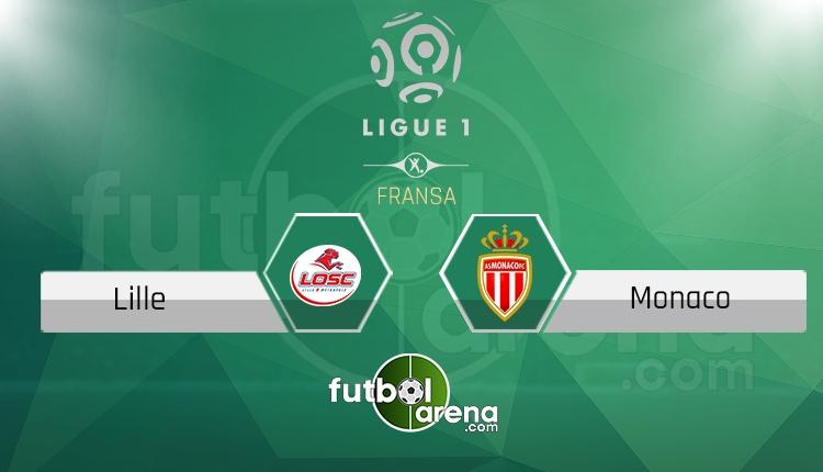 Lille Monaco canlı skor, maç sonucu - Maç hangi kanalda?