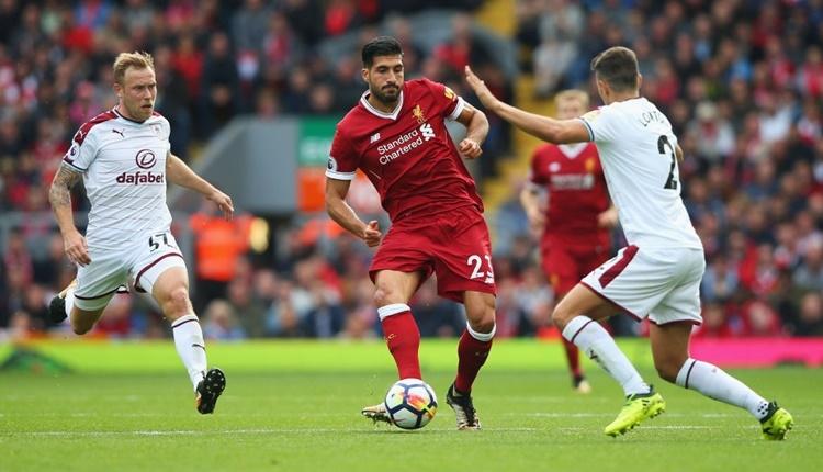 Liverpool - Burnley maçı özeti ve golleri (İZLE)