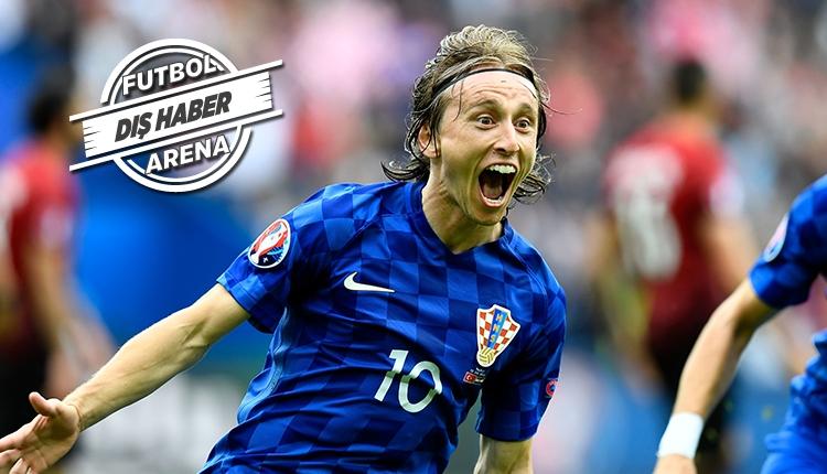 Luka Modric'ten FIFA'ya Türkiye isyanı
