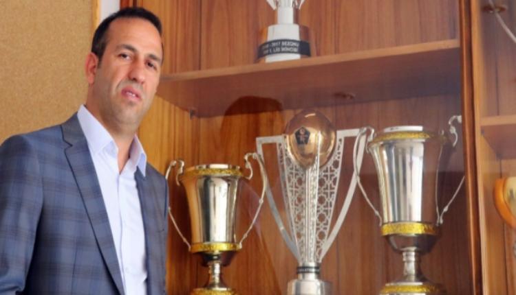 Malatyaspor'da Adil Gevrek: ''Rıza Çalımbay ile görüştüğümüz doğru''