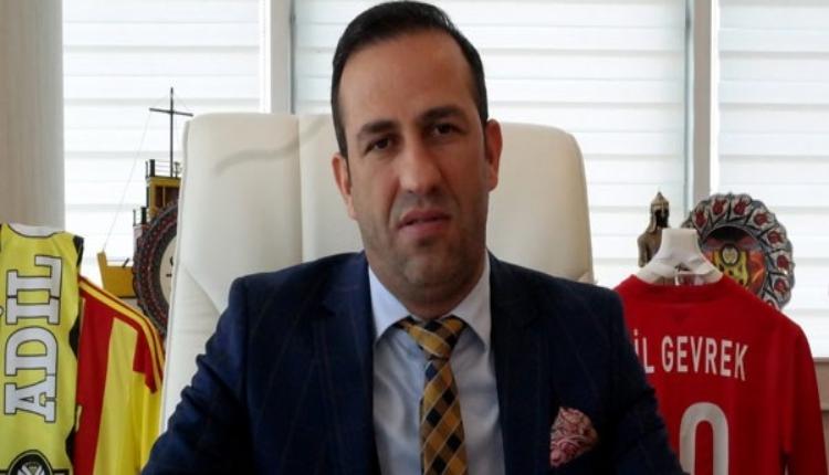 Malatyaspor'da Adil Gevrek: ''Taraftarın protestosunu normal karşılıyorum''