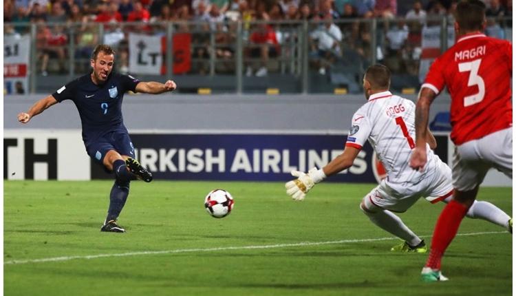 Malta 0-4 İngiltere maçı özeti ve golleri izle