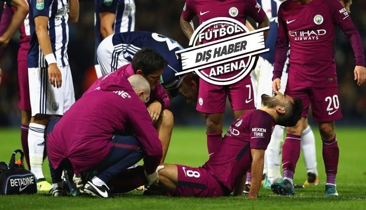 Manchester City'de Guardiola'dan İlkay Gündoğan açıklaması