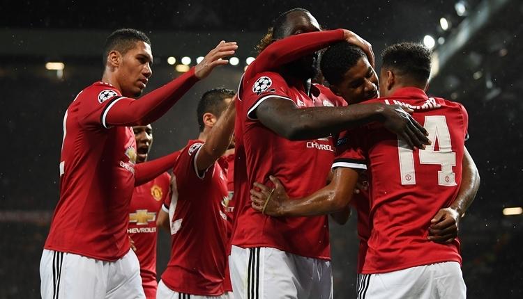 Manchester United 3-0 Basel maç özeti ve golleri (İZLE)