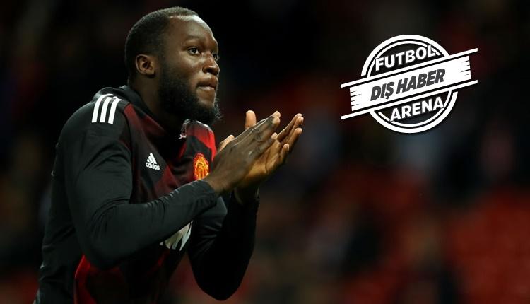 Manchester United'ta hem oyuncu hem antrenör Romelu Lukaku!