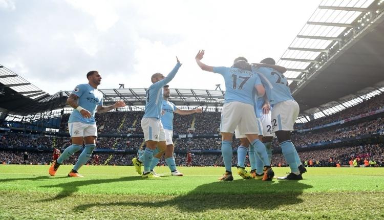 Manchester City 5 - 0 Liverpool maçı özeti ve golleri İZLE
