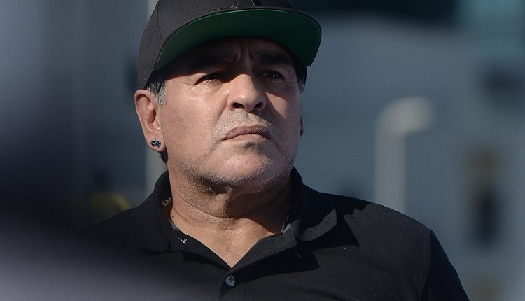 Maradona'nın hakaret davasında karar çıktı!