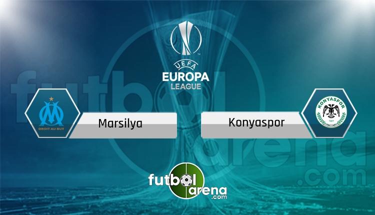 Marsilya Konyaspor canlı skor, maç sonucu - Maç hangi kanalda?