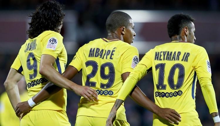 Metz 1-5 PSG maçı özeti ve golleri İZLE