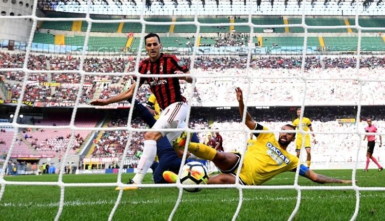 Milan 2-1 Udinese maçı özeti ve golleri (İZLE)