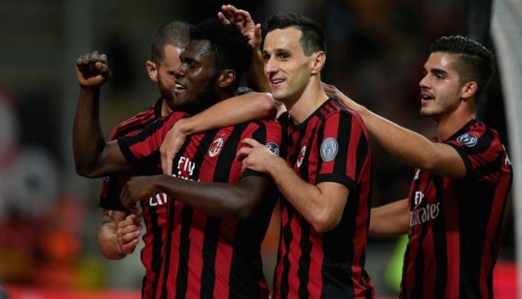 Milan - SPAL maçı özeti ve golleri (İZLE)
