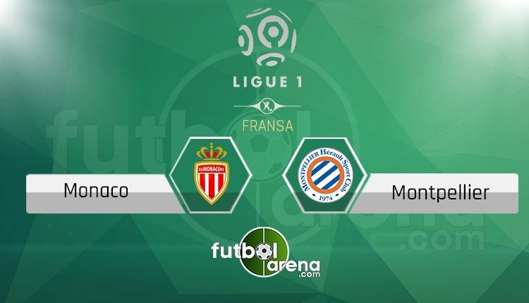 Monaco Montpellier canlı skor, maç sonucu - Maç hangi kanalda?