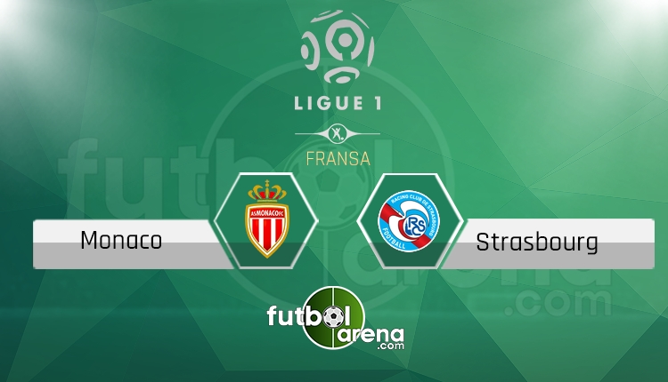 Monaco Strasbourg canlı skor, maç sonucu - Maç hangi kanalda?