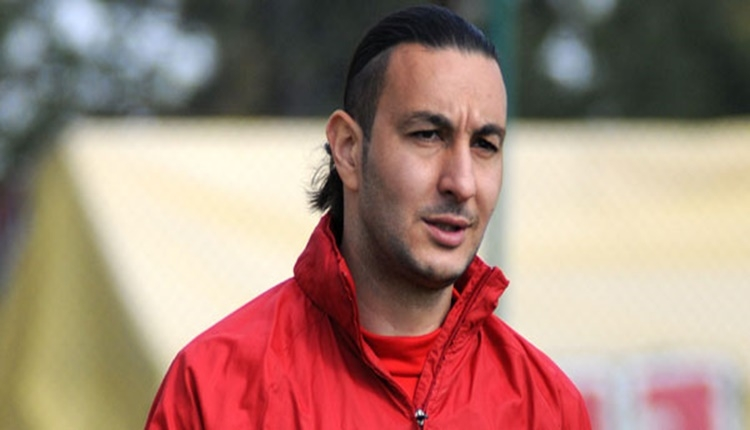 Necati Ateş, İçelspor'un yardımcı antrenörü oldu