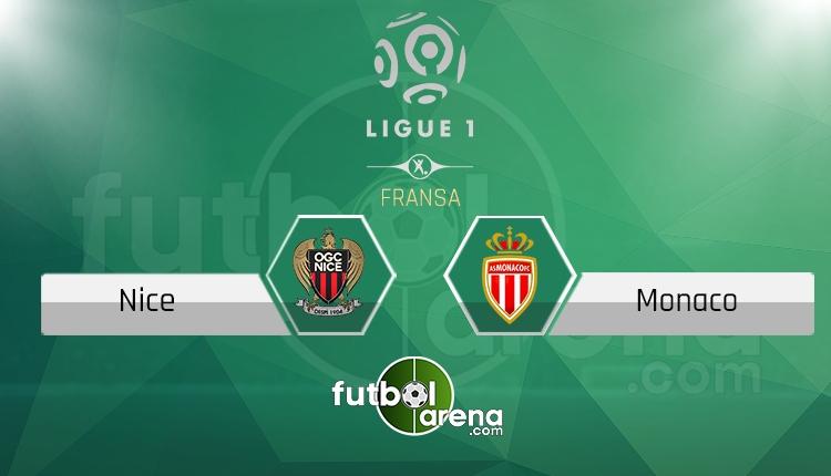 Nice Monaco canlı skor, maç sonucu - Maç hangi kanalda?