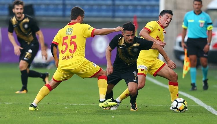 Osmanlıspor 0-2 Göztepe maç özeti ve golleri (İZLE)