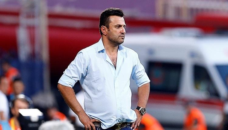Osmanlıspor'da Bülent Uygun istifa etti